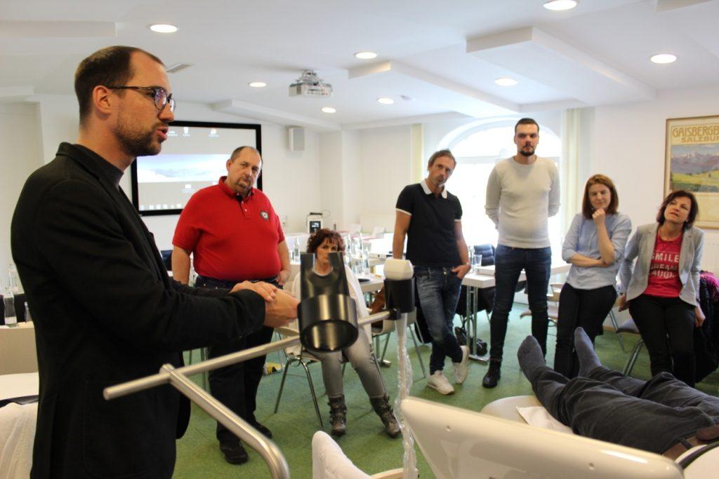 Stosswellen Workshop PEROmed