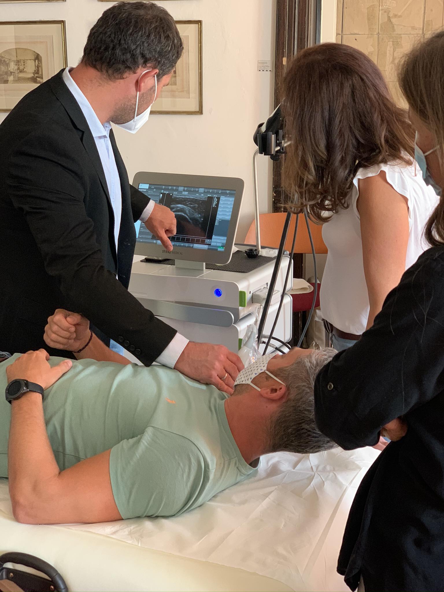 Stoßwellentherapie Workshop